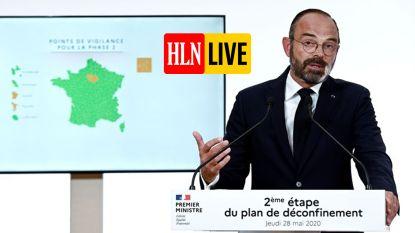 Meeste cafés en restaurants mogen terug openen in Frankrijk, grenzen blijven gesloten tot er Europese richtlijnen zijn