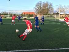 Gelijkspel Hierden in doelpuntrijk duel