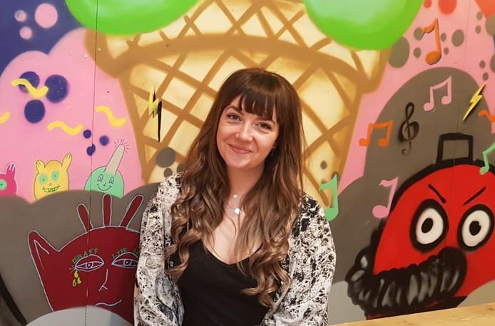 Naomi Verlaan (28) is woonbegeleider van dak- en thuisloze jongeren.