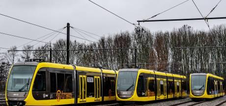 Politie legt tramverkeer tussen Utrecht CS en Science Park stil om verdacht pakketje