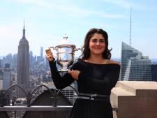 Andreescu belde Tonny de Jong over succes op jonge leeftijd: 'Ze was heel beleefd'