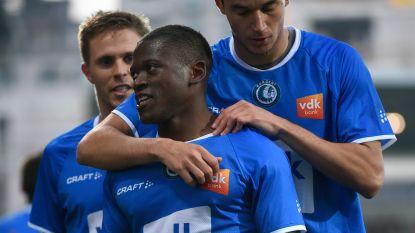 VIDEO. Pijnlijke avond voor Oostende: Gent-coach Thorup debuteert met 0-4-zege
