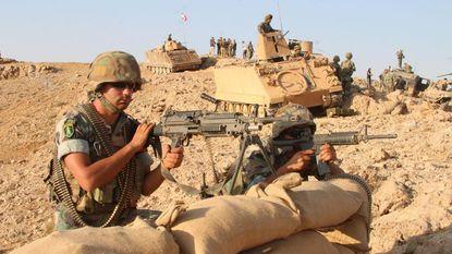 Libanees leger start offensief tegen IS in oosten van land