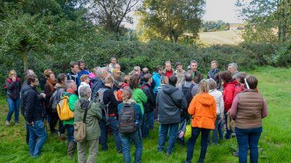 Nieuwjaarsreceptie begint met wandeling in natuurgebied Burreken