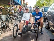Delfgauwe Irma fietst 1000 kilometer door Europa voor parkison