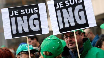 Vakbondsfront ING schort onderhandelingen op