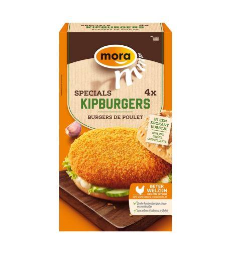 Mora roept kipburgers terug om foute allergeneninformatie