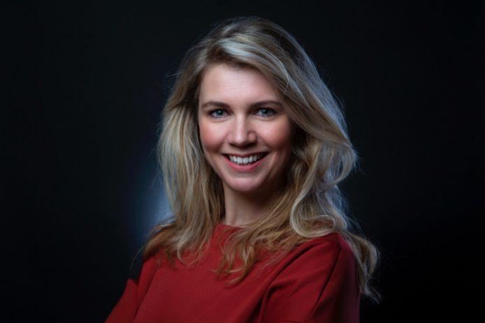 Caroline Koetsenruijter.