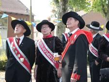 Na 181 schoten is Alex Buren uit Maren Kessel gemeentekoning van Oss
