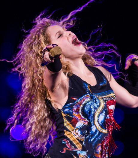 Shakira gespot op Amstelveense geitenboerderij