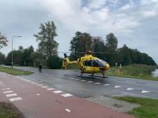 Mountainbiker ernstig gewond bij val in Agelo