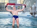 Rotterdam viert feest na overwinning Feyenoord