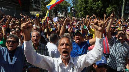 Al 26 doden bij protesten tegen Venezolaanse president Maduro, die diplomatieke banden met VS verbreekt