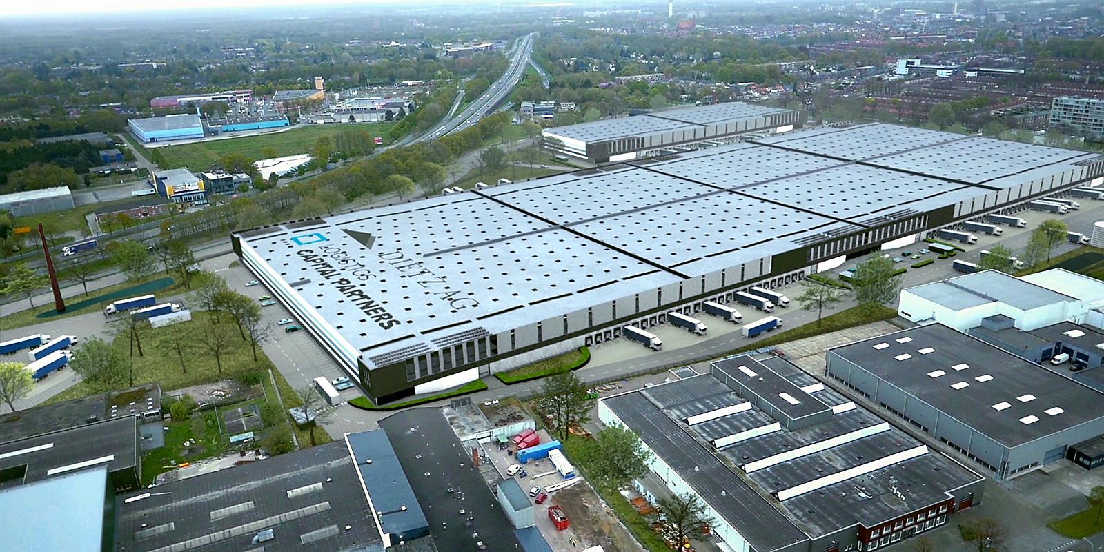 Campus A58 moet met een oppervlakte van ruim 100.000 vierkante meter het grootste distributiecentrum van Zuidwest Nederland worden. Er is nog altijd niet bekend wie er in het enorme centrum gaat komen.