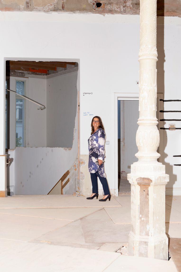 Saskia Bak, directeur Museum Arnhem. Beeld Sanne Zurné