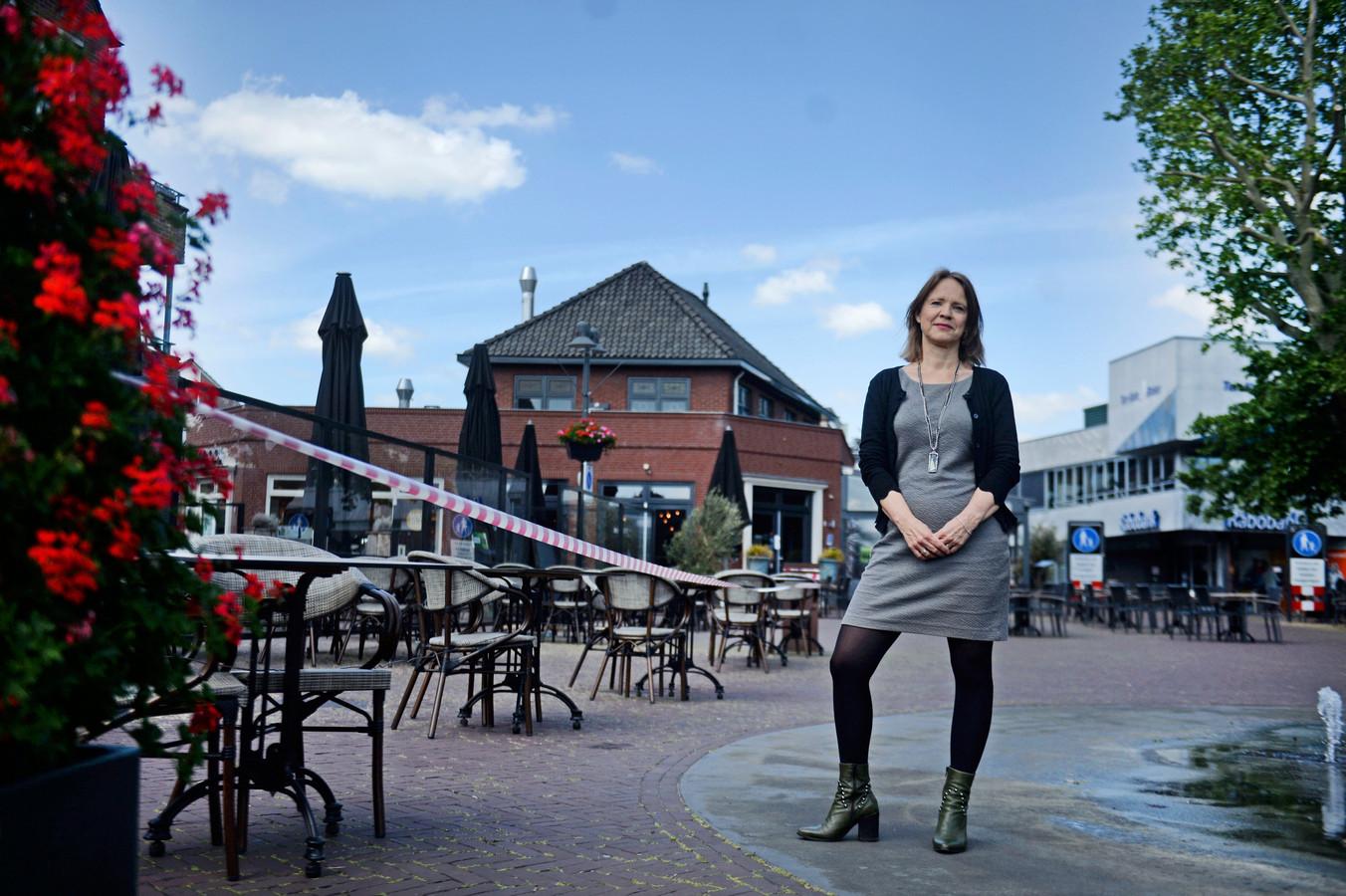 Mettina Veenstra is lector Smart Cities bij Saxion.