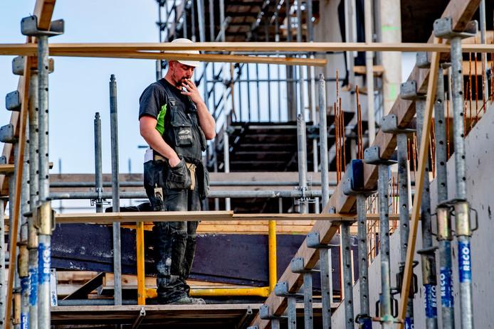 Corporaties en ontwikkelaars gaan steeds kleiner bouwen en daarmee komen woonkwaliteit en woongenot onder druk te staan. Dat vindt de Adviescommissie voor de Woningbouw en Woonomgeving in Etten-Leur. Foto ter illustratie.