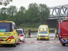 Persoon uit water gehaald bij Schalkwijk