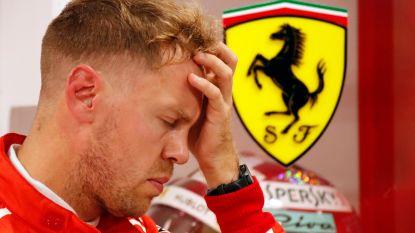 """Onze F1-watcher over het failliet van Vettel: """"Hij haalt niet het niveau van een Hamilton of Alonso"""""""