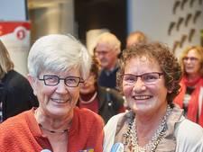 Dubbel feest bij Rode Kruis Uden: twee lintjes