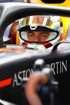 Dit is de helm van Verstappen voor het nieuwe Formule 1-seizoen