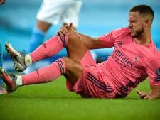 Eden Hazard et ses blessures: une vraie malédiction depuis son arrivée au Real