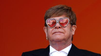 Elton John krijgt de hoogste Franse onderscheiding