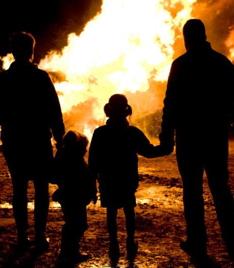 Staphorst verbiedt nu ook vreugdevuren komend weekend