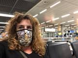 Zesde poging geslaagd: Anne is weer thuis in Oldenzaal vanuit Nieuw-Zeeland