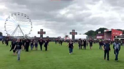 VIDEO. Graspop schiet uit de startblokken voor eerste vierdaagse
