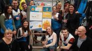 Decathlon zamelt 2.309 euro in voor 'Warmste Week'