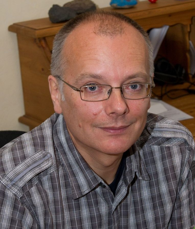 Voedingsexpert Patrick Mullie.