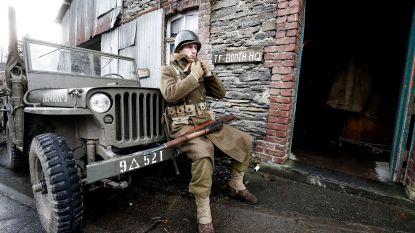 Nancy Pelosi in Bastogne voor 75 jaar Ardennenoffensief