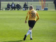 Van Hecke schiet NAC-2 voorbij reserves van Willem II