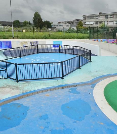 Na Amsterdam en Rotterdam krijgt Zaltbommel nu ook een Waterplein: sporten in een betonnen bak  voor regenwater