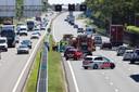 Ongeval tussen Staphorst en Meppel