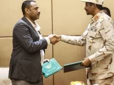 Soudan: signature d'un accord historique vers un pouvoir civil