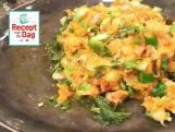 Recept van de dag: Zoete aardappelbrandade met kabeljauw