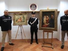 Italiaanse politie vindt gestolen Rubens en Renoir terug