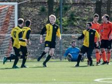Scorebord kan monsterscore Groesbeekse Boys niet aan