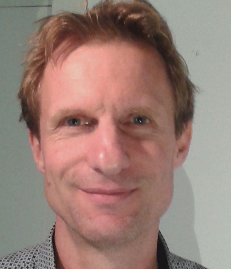 Lex Vendrig is klinisch psycholoog. Beeld RV