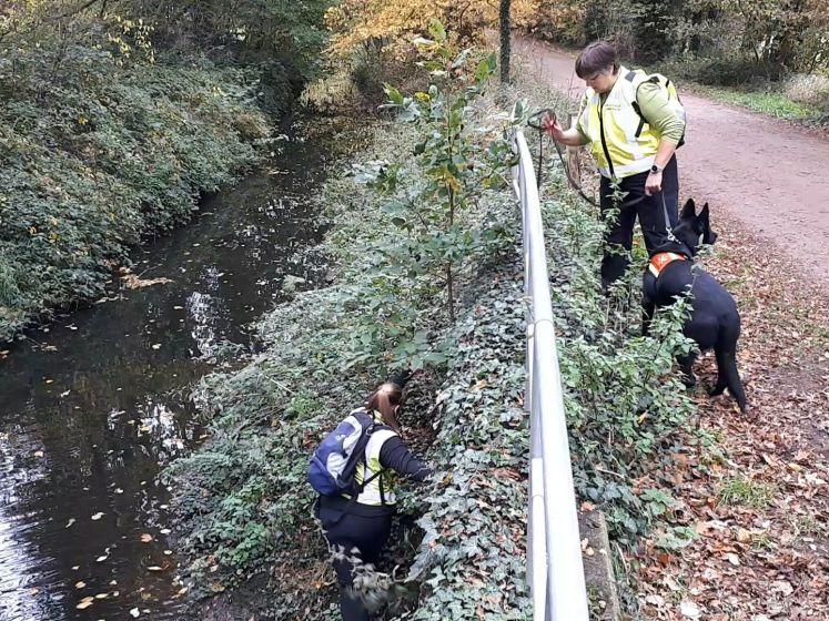 Massale zoektocht in Winterswijk naar vermiste Tim (34)