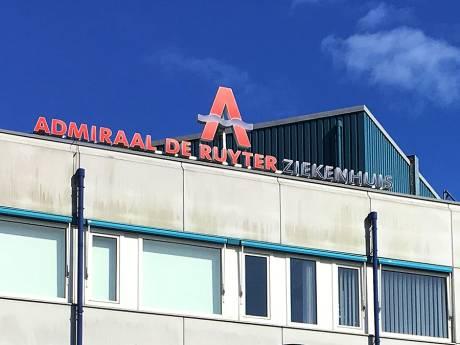 Afdeling van ziekenhuis in Goes in quarantaine door corona-besmetting