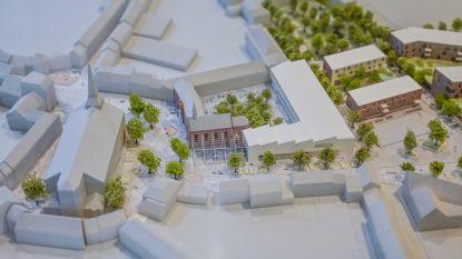 Oude academie gaat dit najaar tegen de vlakte en maakt plaats voor moderne nieuwbouw