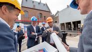 'Mooiste hotel van Vlaanderen' opent over jaar