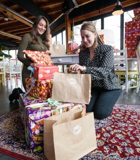 Geluksmoment bij Lucky in Rijssen voor kinderen en ouders die het financieel moeilijk hebben