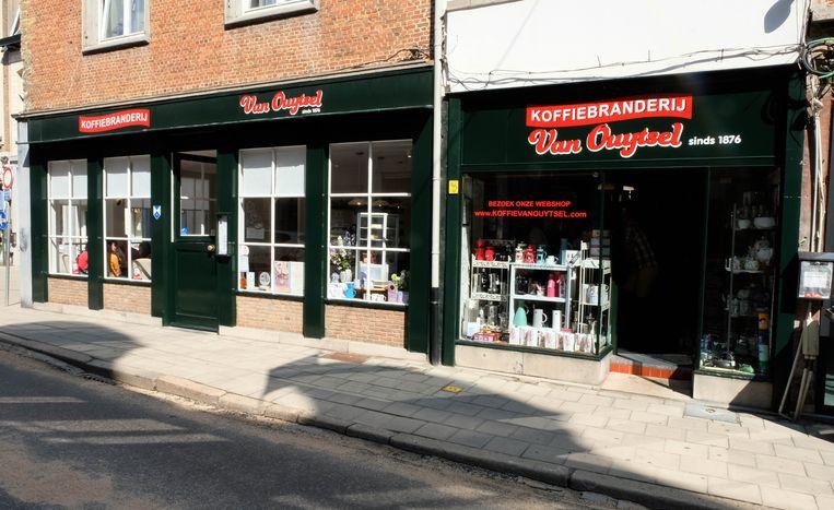 Koffiebranderij en koffiehuis Van Ouytsel vind je in de Rechtestraat in Lier.