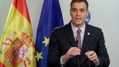 Nieuwe Spaanse regering gaat akkoord met volksraadpleging in Catalonië in ruil voor gedoogsteun separatisten