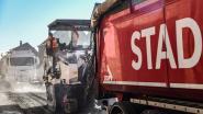 Week hinder door wegenwerken in Europawijk