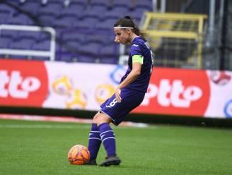 """Laura De Neve heel ambitieus met Anderlecht: """"Achtste finales in Women's Champions League moet kunnen"""""""